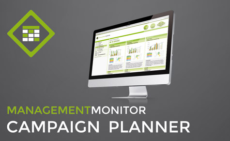 MANAGEMENT MONITOR campaign planner